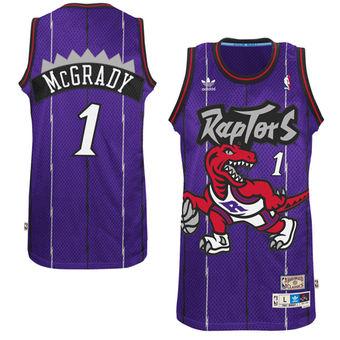 Tracy Mcgrady visitante Raptors