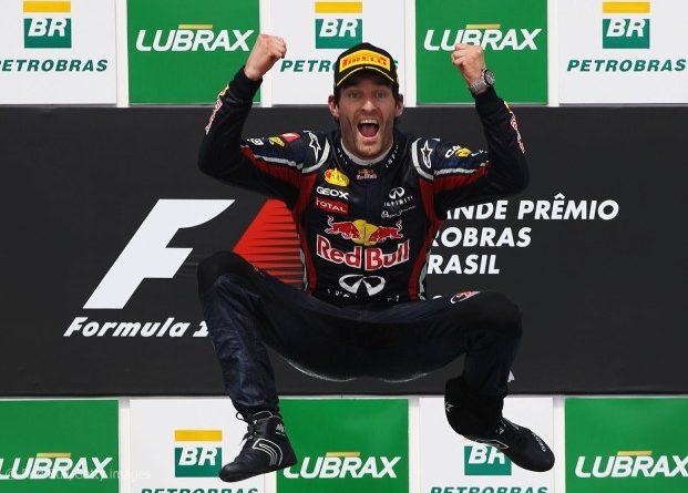 Mark Webber el piloto que más tardó en ganar en Formula 1