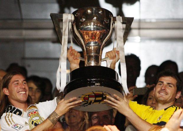 El ranking de los equipos que han ganado más ligas españolas de fútbol