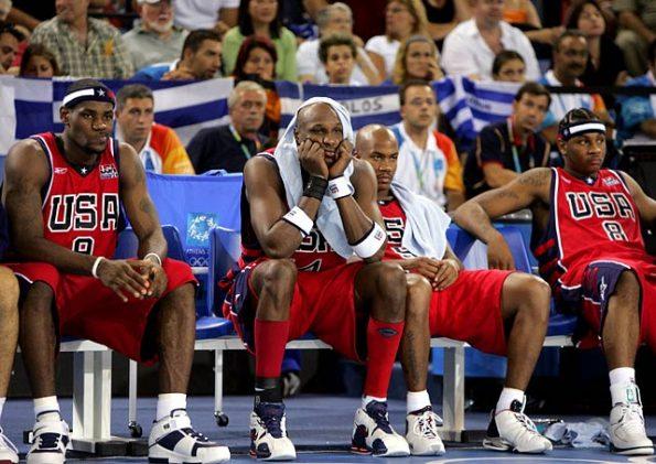 Team USA Atenas