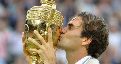 Roger Federer ganadores de Wimbledon
