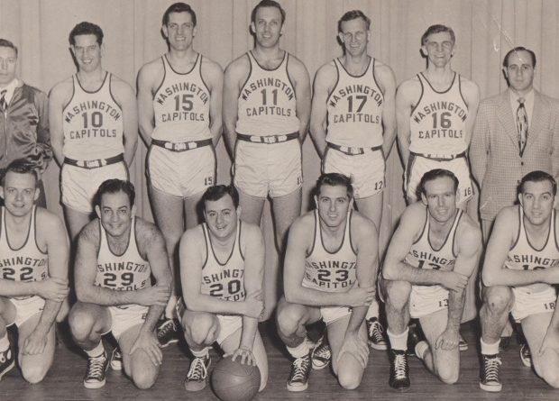 equipos desaparecidos de la NBA