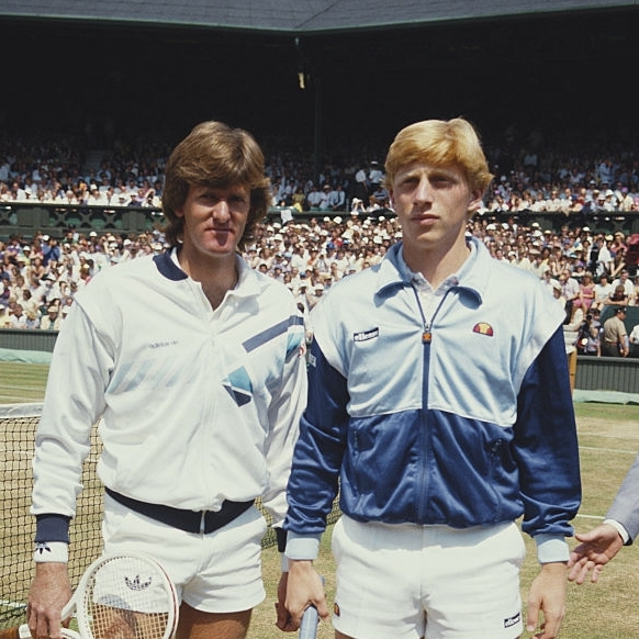 Becker y Kevin Curren