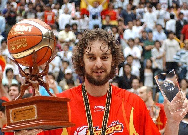 Los Campeones del Mundo y de la NBA