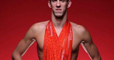 El deportista con más medallas olímpicas