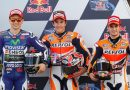 Los españoles ganadores de carreras en Moto GP y 500 cc