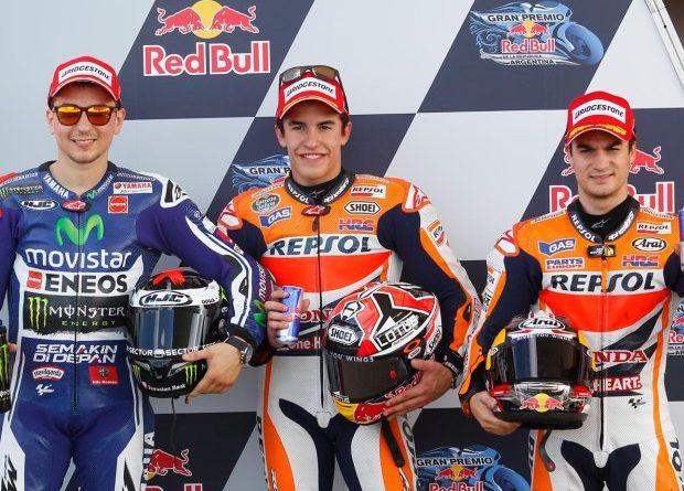Españoles ganadores de carreras en MotoGP y 500 cc