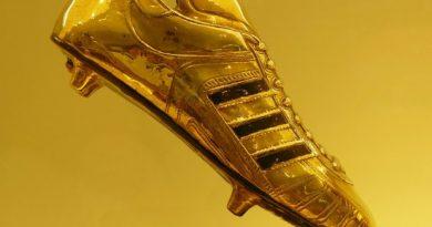 Ranking de los jugadores con más botas de oro