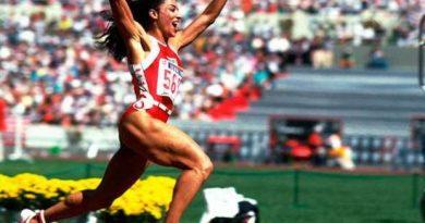 El record de los 100 metros femenino