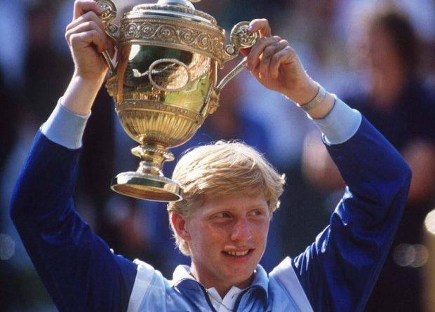 Boris Becker el ganador más joven de wimbledon