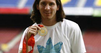 Campeones Olímpicos y de la Champions