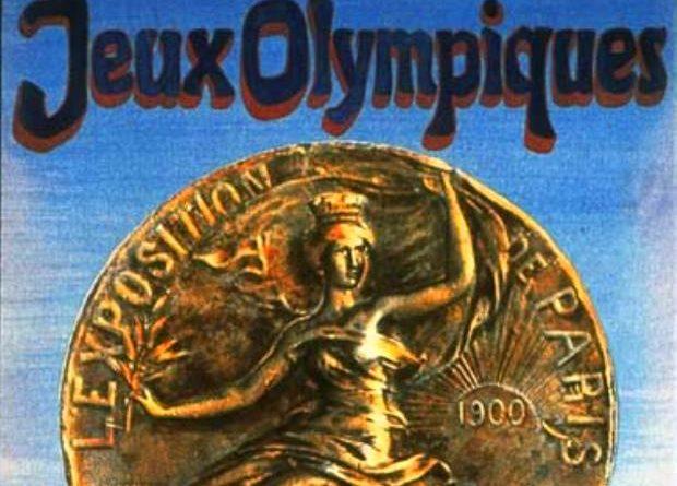 La primera medalla olímpica española Paris 1900