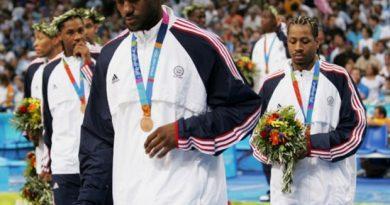Las derrotas del Team USA de Baloncesto en los Juegos Olímpicos