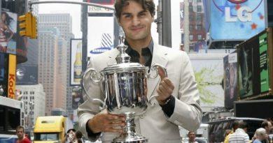 Ranking de ganadores del Open USA
