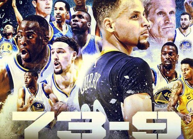 Los mejores equipos de la temporada en la historia de la NBA