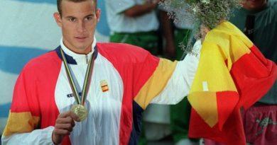 Los hermanos de la natación española Olímpica