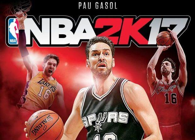 Las mejores portadas españolas de videojuegos de la NBA