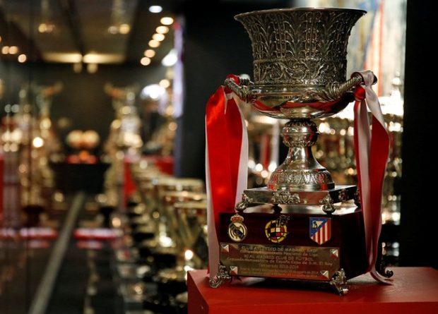Ranking de equipos con más Supercopas de España