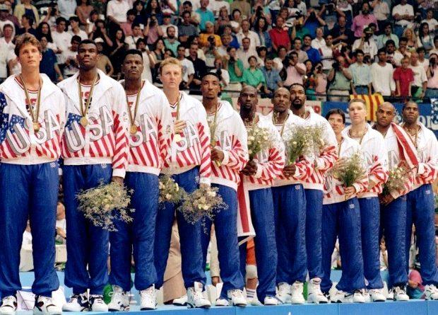 El Dream Team en los Juegos Olímpicos
