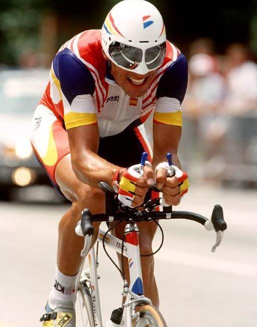 Indurain Atlanta 1996