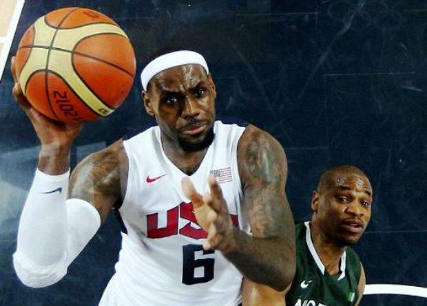 La mayor victoria del Team USA en los Juegos Olímpicos