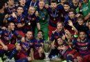 Ranking de equipos con más Supercopas de Europa