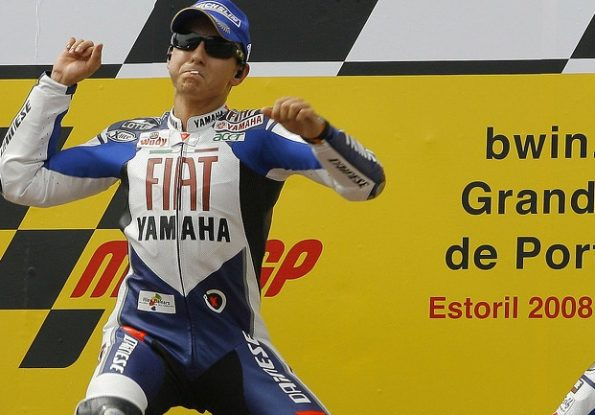 Lorenzo Estoril 2008