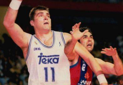 Los 10 jugadores más altos de la historia de la ACB