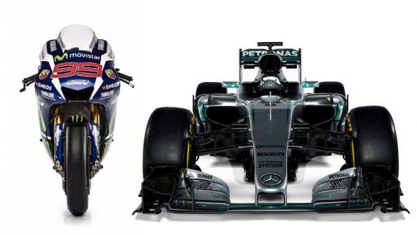 Moto GP Formula 1