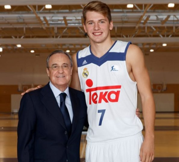 Doncic Real Madrid 2017