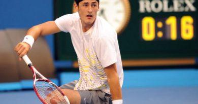 El partido más corto de la historia del Tenis