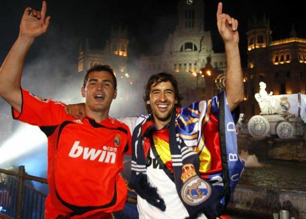 Los mejores españoles del Real Madrid de Fútbol