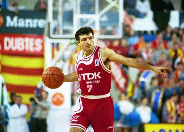 El hombre que ha jugado más temporadas en la ACB