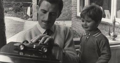 Los padres e hijos Campeones de Formula 1