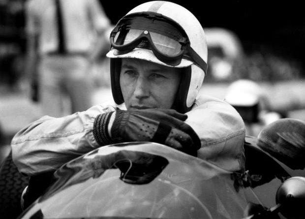 John Surtees el auténtico Rey del motor