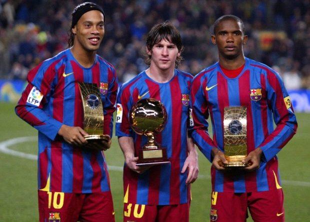 Los mejores extranjeros en la historia del Barcelona