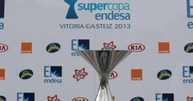 Ranking de ganadores de la Supercopa de Baloncesto