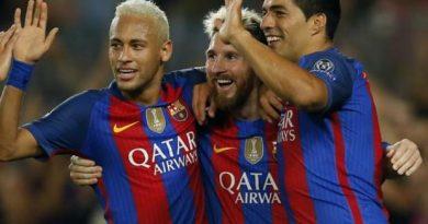 Los 10 mejores jugadores de la Liga 2016-2017