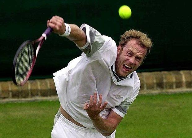 El record de dobles faltas en un partido de Tenis