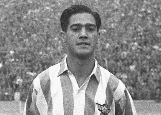 El máximo goleador en Liga del Atlético de Madrid