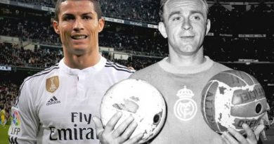 Los mejores futbolistas extranjeros del Real Madrid
