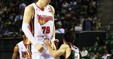 Los jugadores de baloncesto más altos no NBA