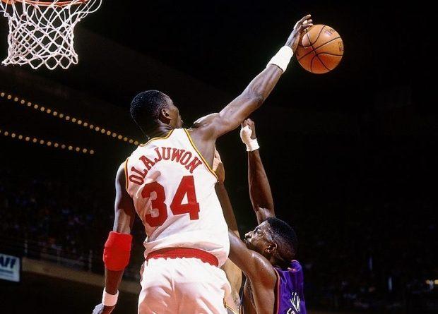 Los mejores taponadores de la historia de la NBA