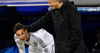 Los hombres que menos tiempo han jugado en el Real Madrid