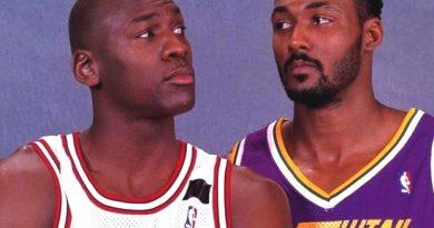Los jugadores más veces elegidos en el Primer equipo NBA