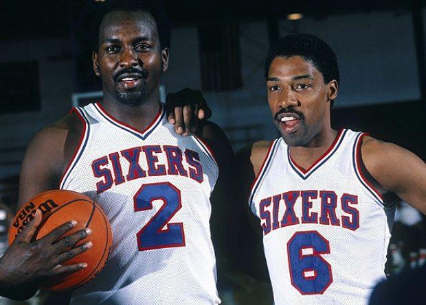 Los jugadores de la ABA que fueron estrellas NBA