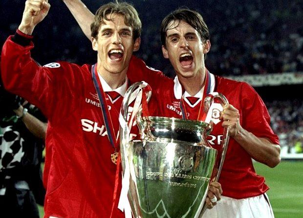Los hermanos Campeones de la Champions