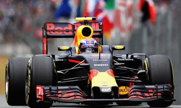 Max Verstappen Brasil