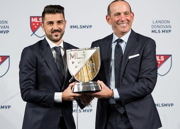 Villa elegido MVP