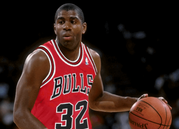 Magic Johnson pudo ser jugador de lo